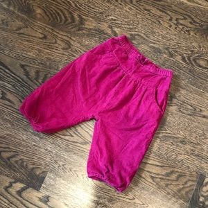 French designer DPam pants